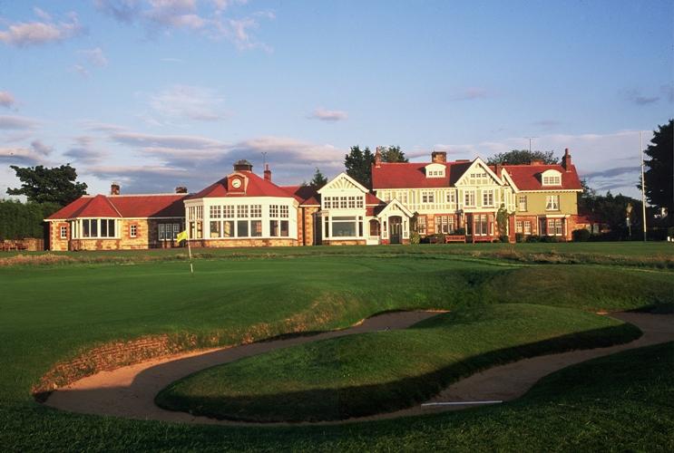 Muirfield Golf Course Links